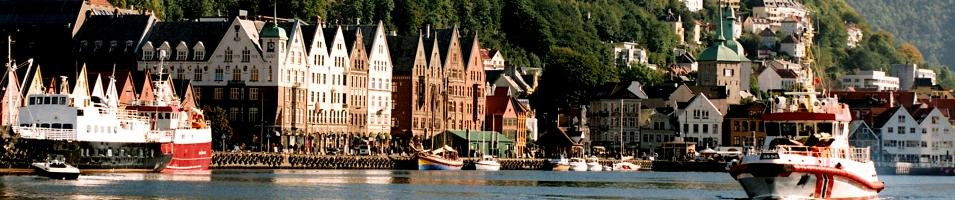 Highlights of Norway and the Fjords Tours 2019 - 2020 -  Bergen